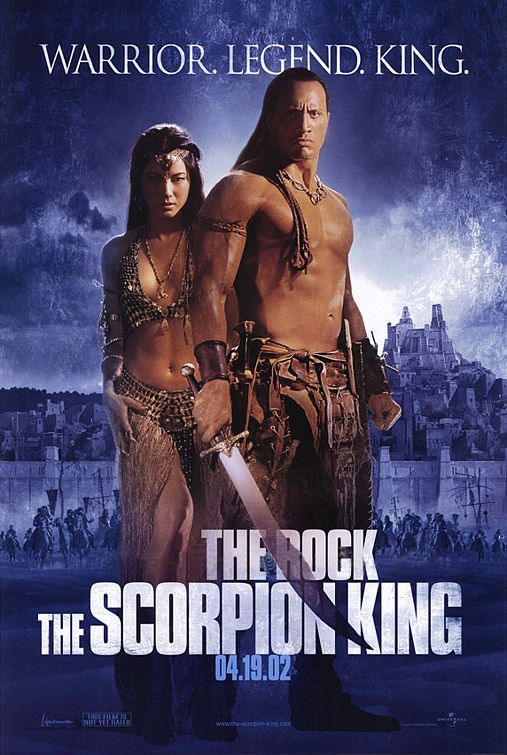 The Scorpion King Poster #1
