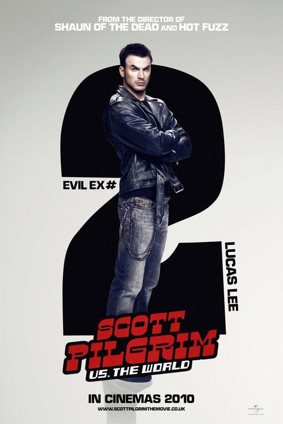 Scott Pilgrim vs. The World Poster #2