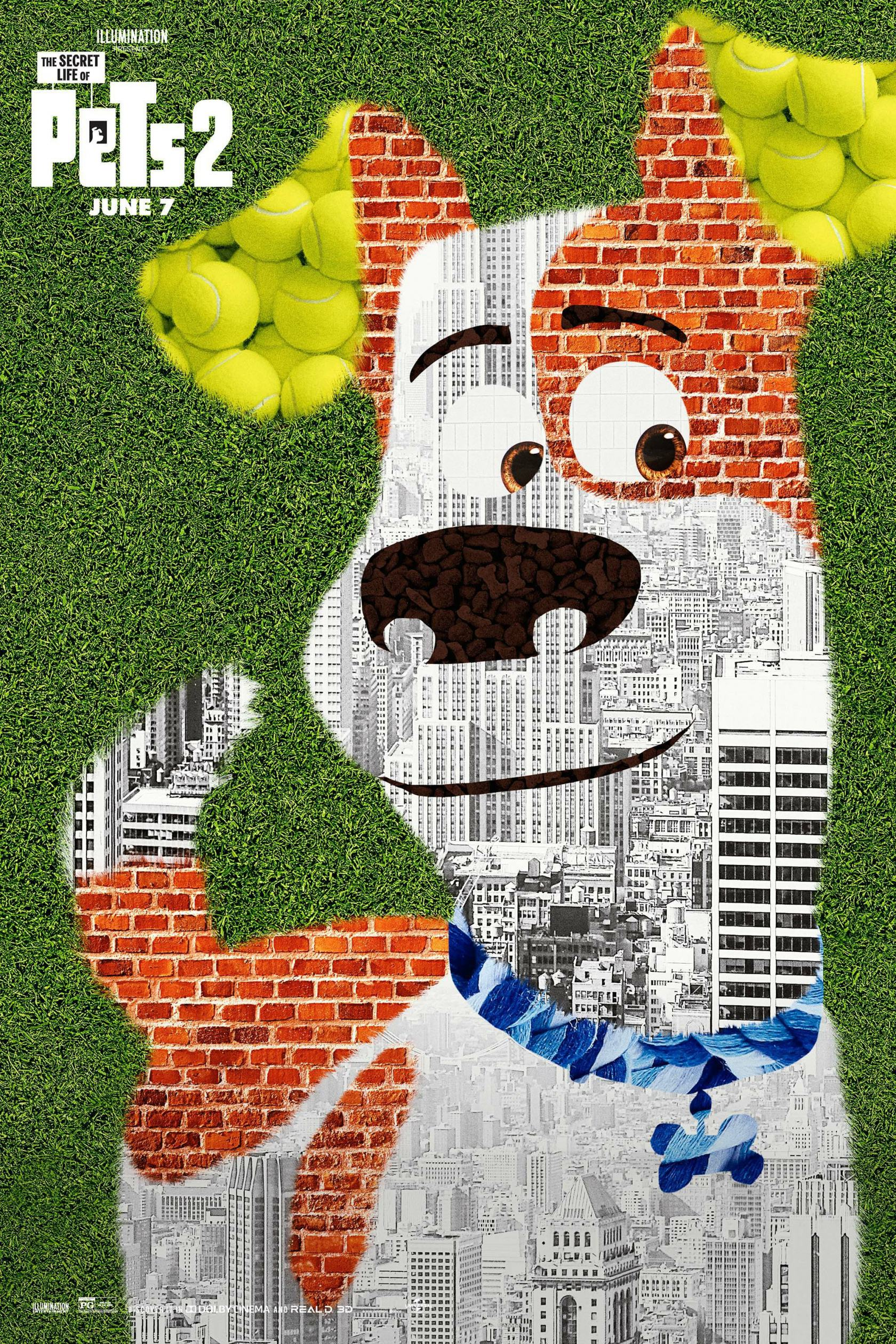 The Secret Life of Pets 2 Poster #4