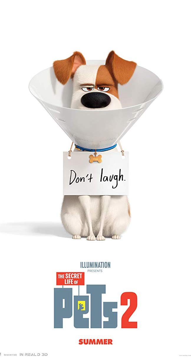 The Secret Life of Pets 2 Poster #1