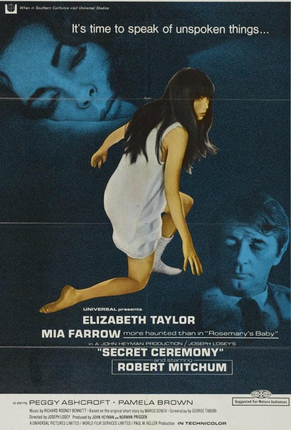 Secret Ceremony Poster #1