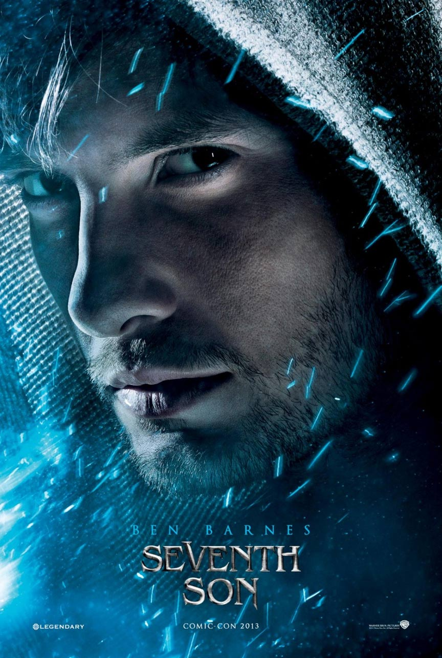 Seventh Son Poster #6