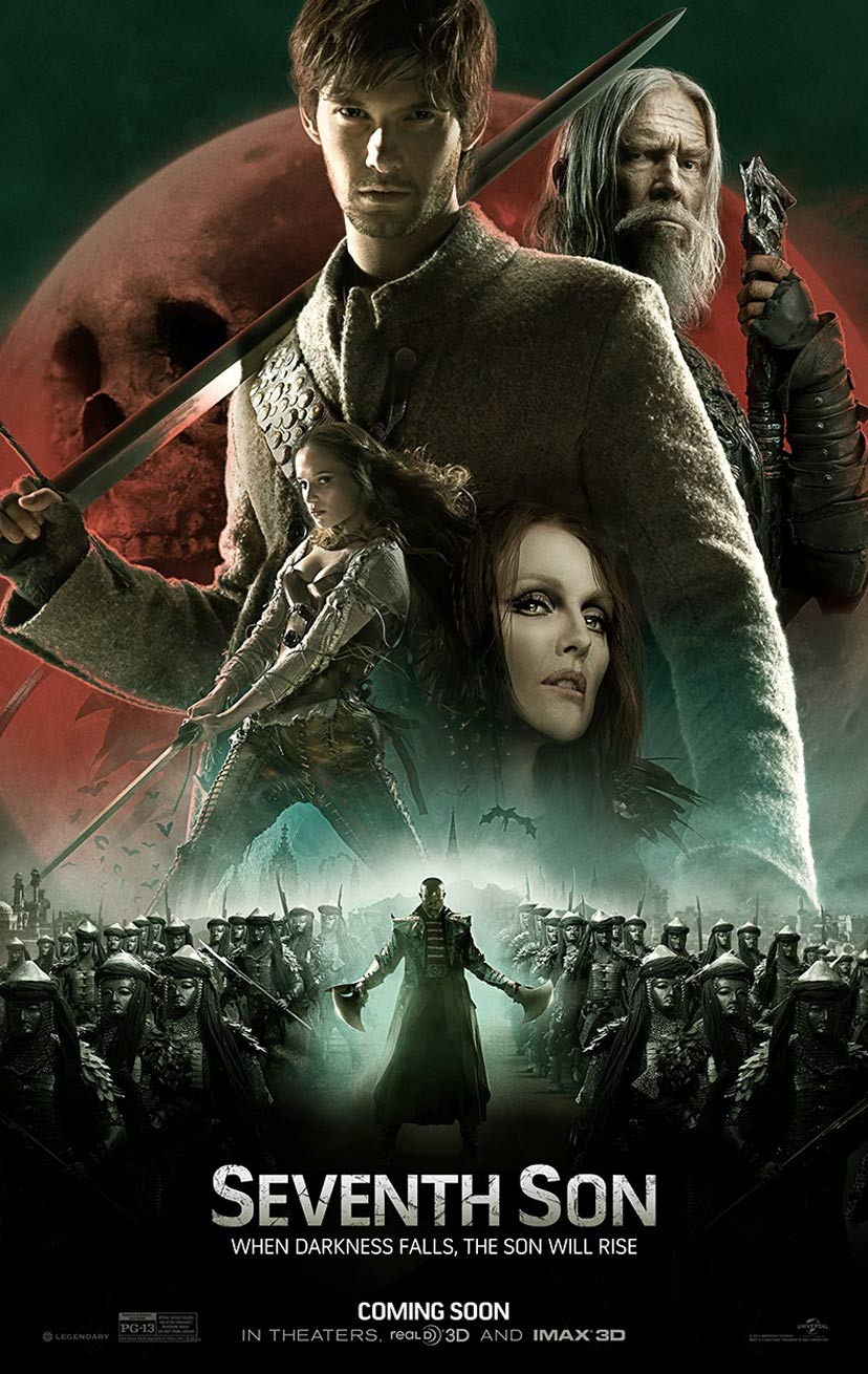 Seventh Son Poster #9