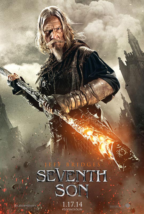 Seventh Son Poster #1