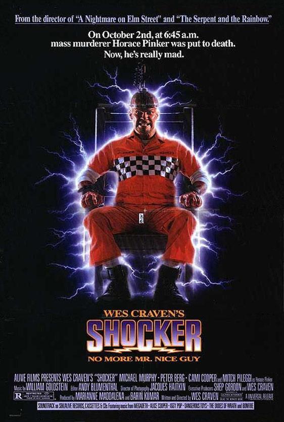 Shocker Poster #1