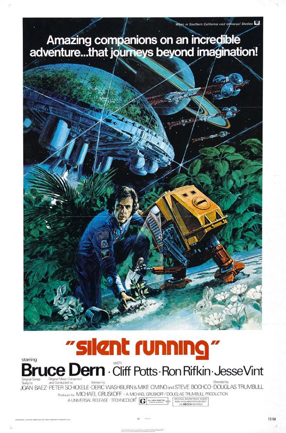 Silent Running Poster #1