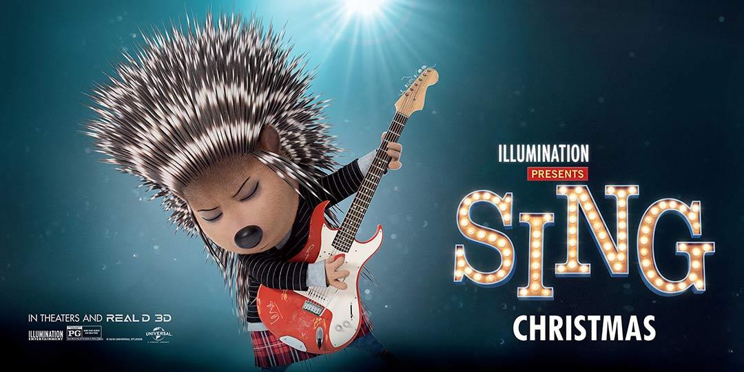 Sing Poster #12