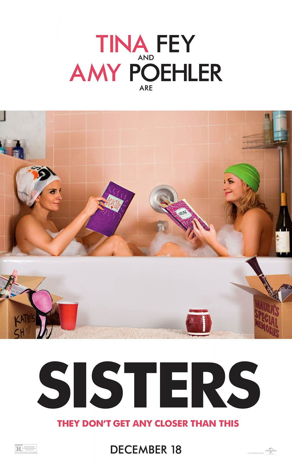 Sisters Poster #2