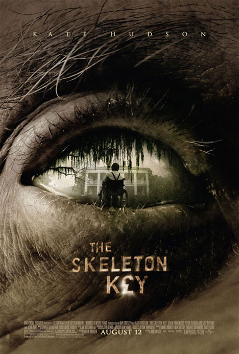 The Skeleton Key Poster #1