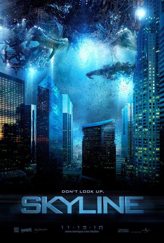 Skyline Poster #1
