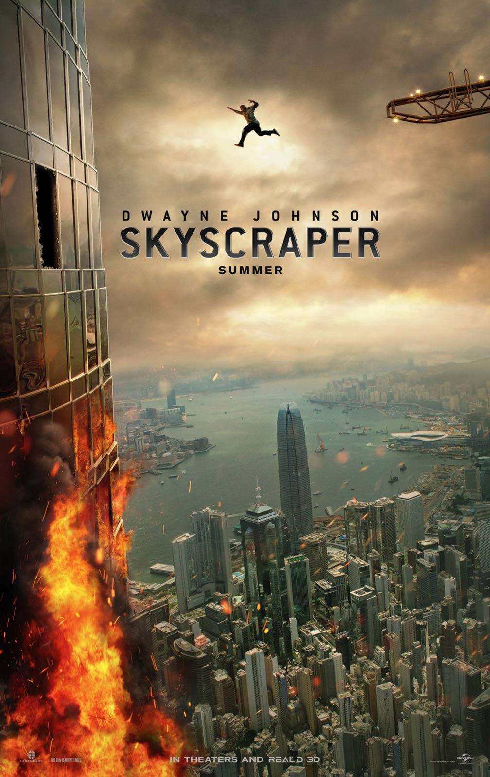 Skyscraper Poster #1