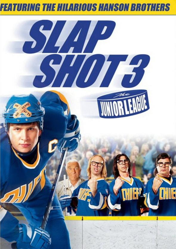 Slap Shot 3: The Junior League Poster #1