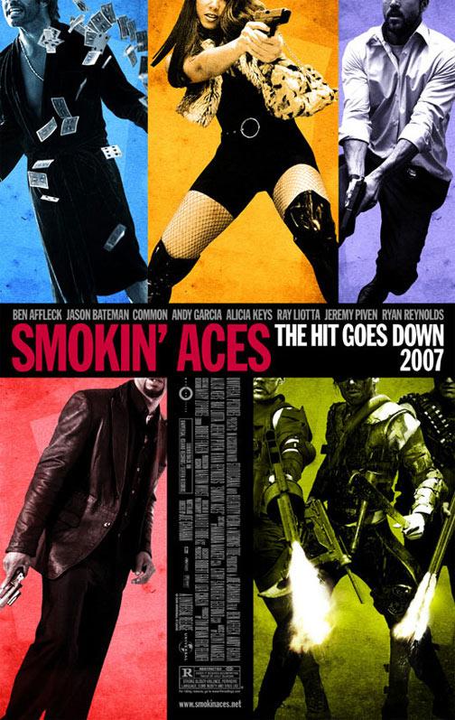Smokin' Aces Poster #1