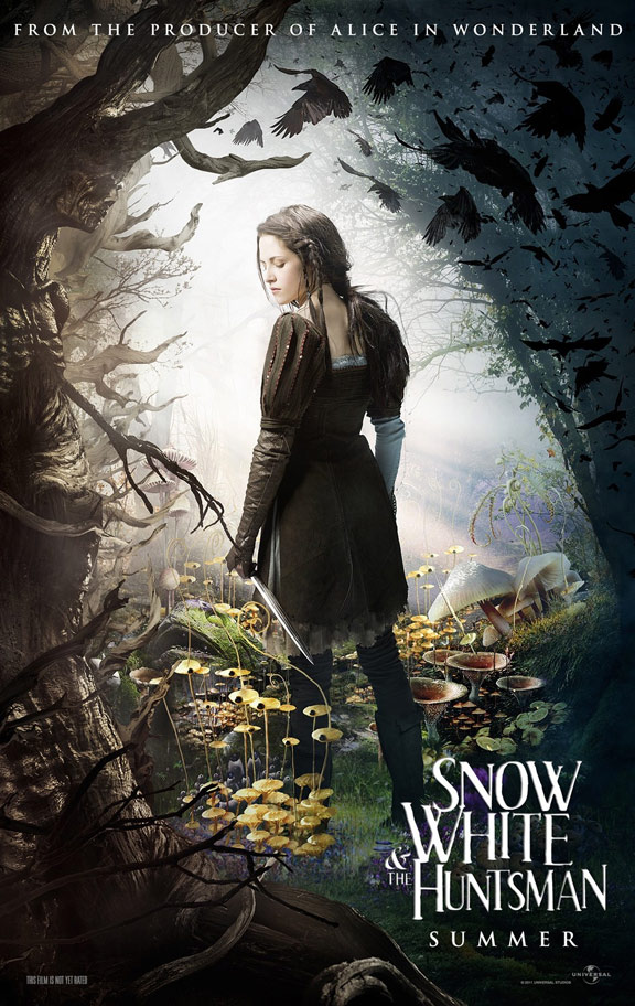 Snow White and the Huntsman Poster #4