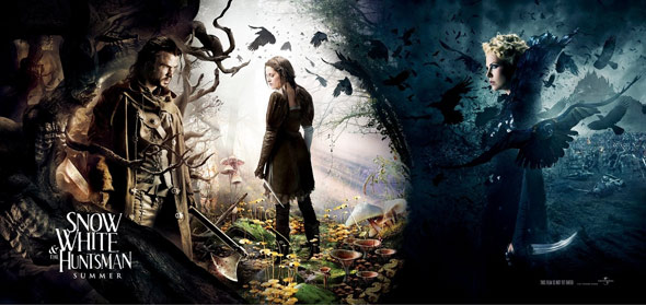 Snow White and the Huntsman Poster #5