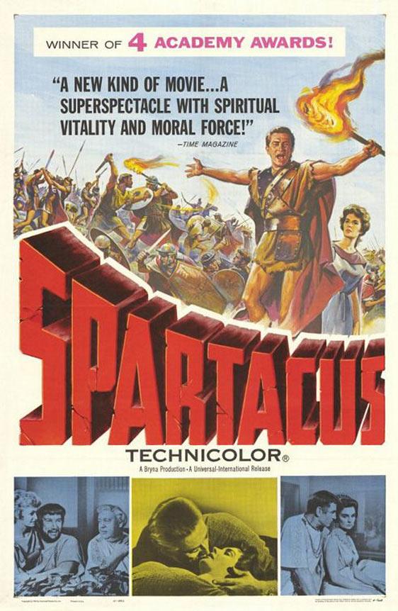 Spartacus Poster #2