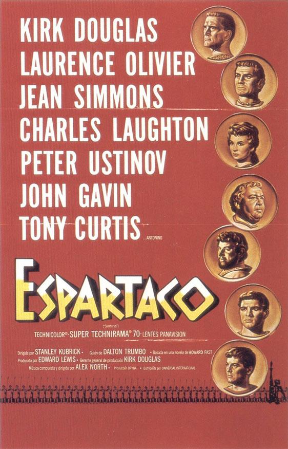 Spartacus Poster #3