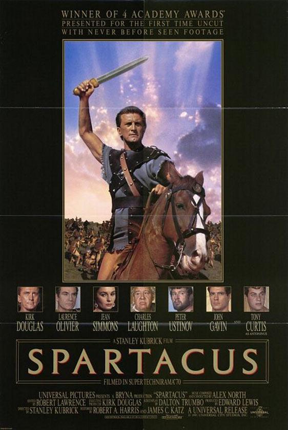 Spartacus Poster #1