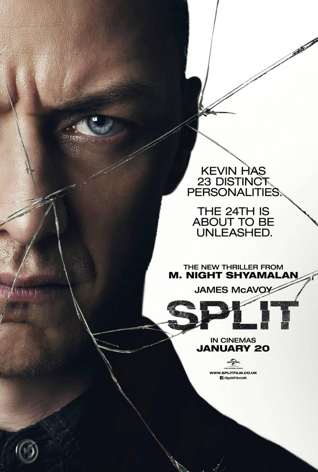 Split (2017) - CAM