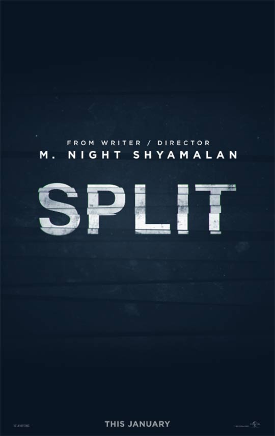 Image result for split 2017 poster