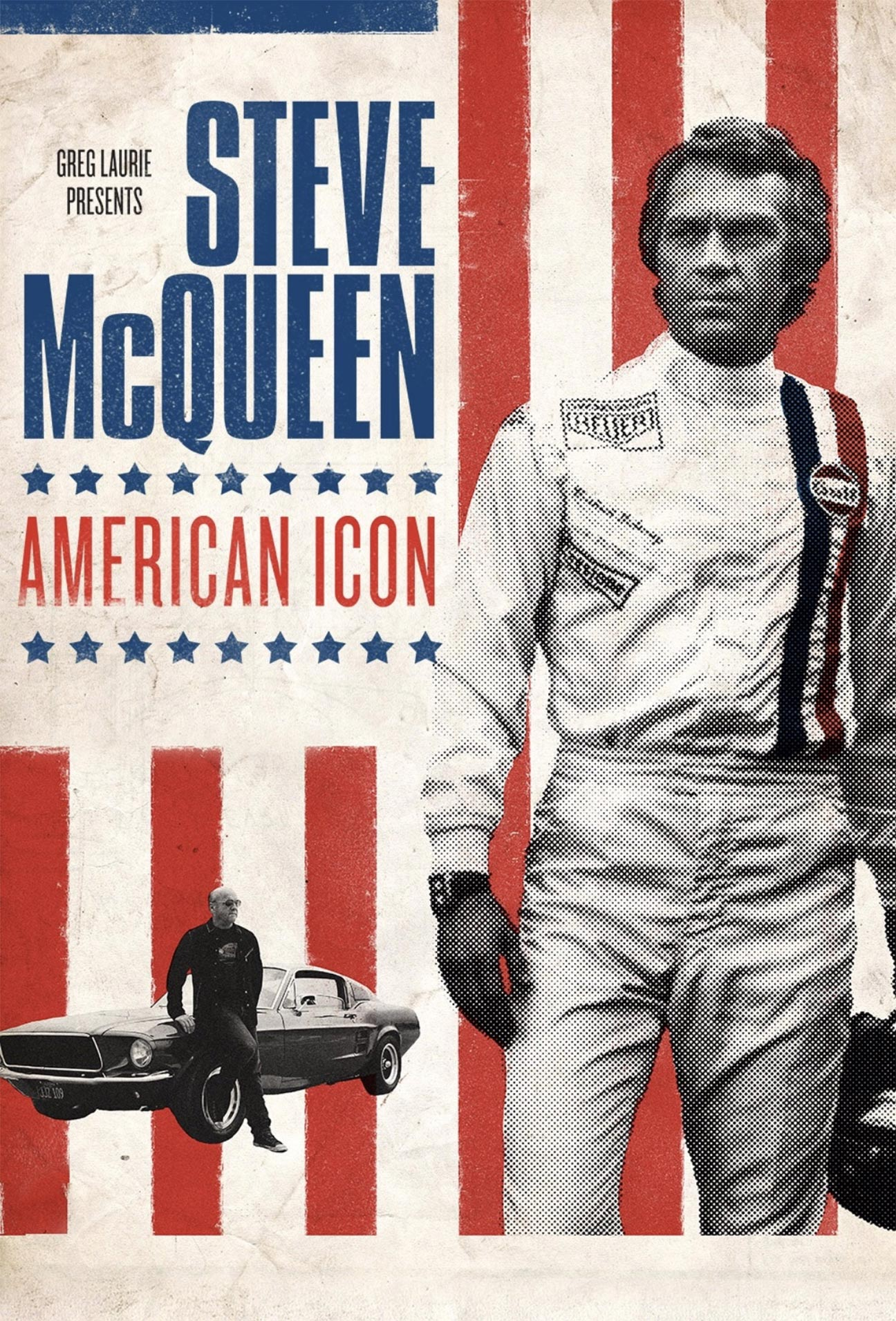 Steve McQueen: American Icon Poster #1