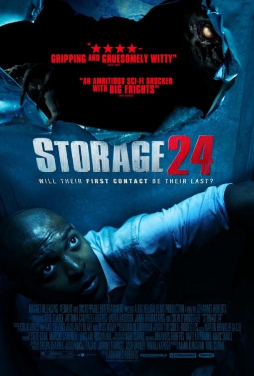 Storage 24 Poster #2