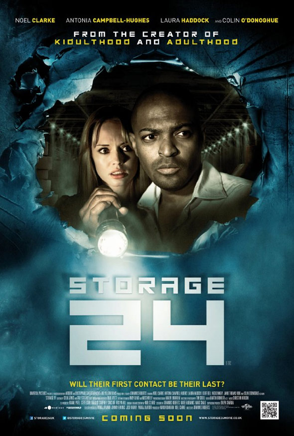Storage 24 Poster #1