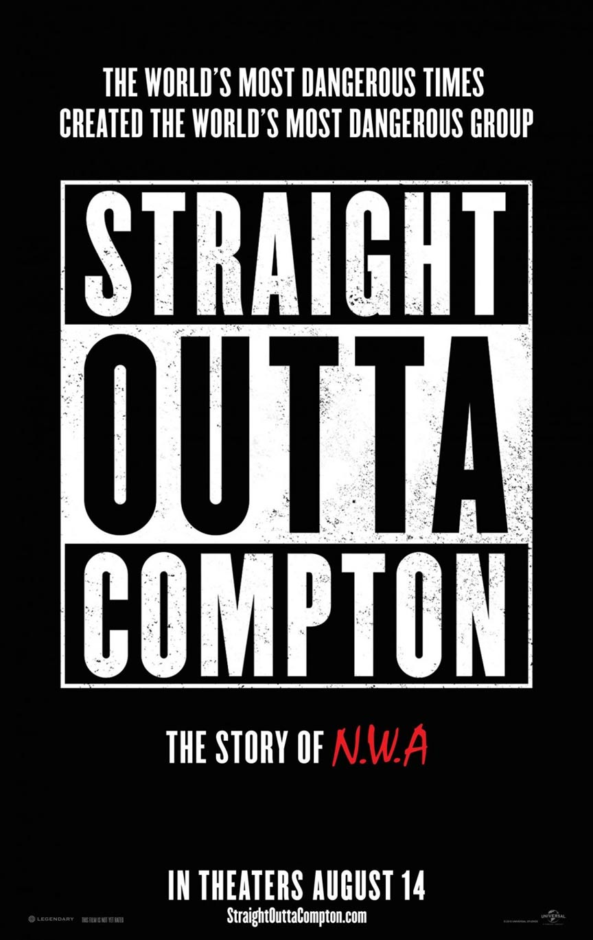 Straight Outta Compton Poster #1