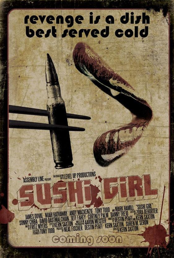 Sushi Girl Poster #1