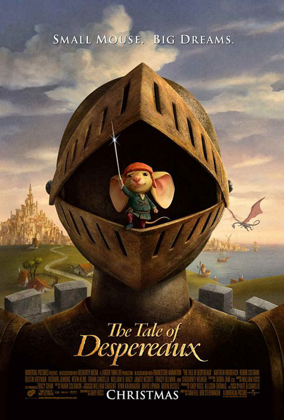 The Tale of Despereaux Poster #1