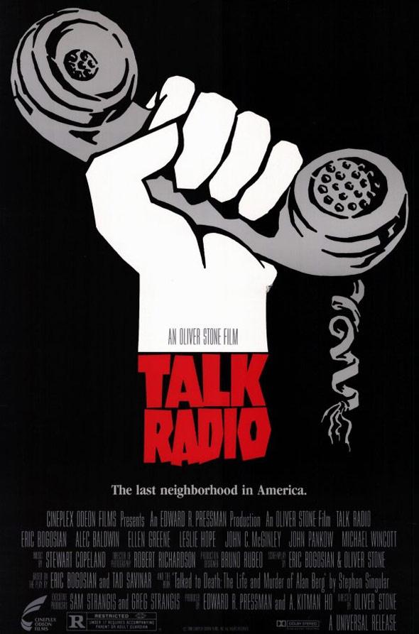 Talk Radio Poster #1