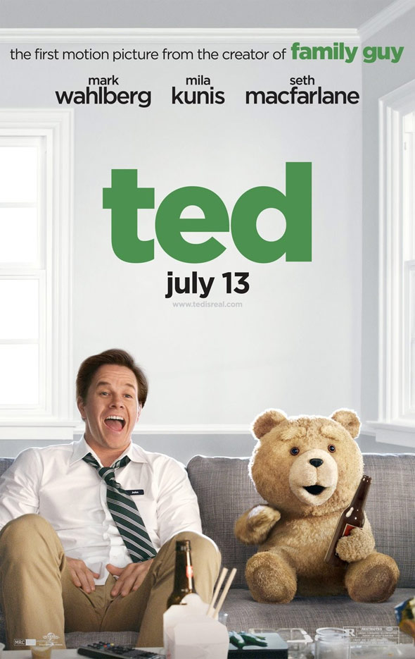 Ted Poster #2