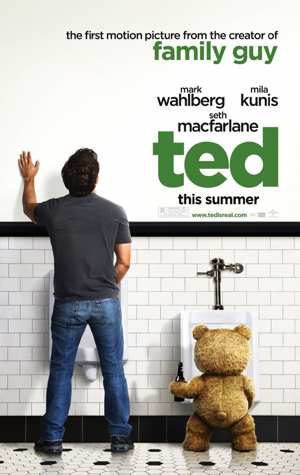 Ted Poster #1