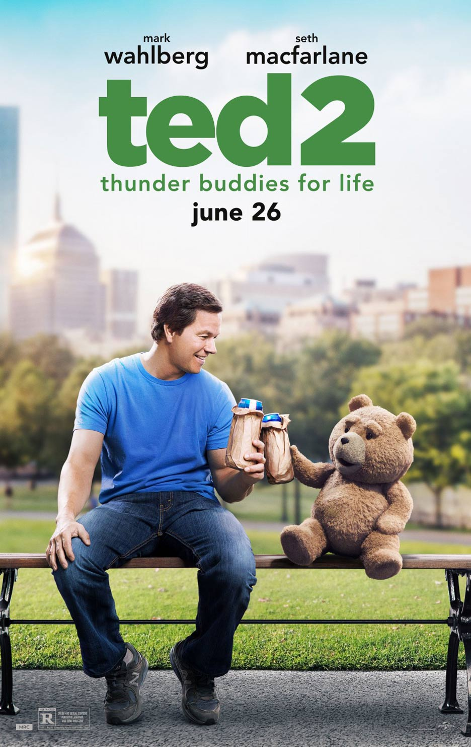 Ted 2 Poster #4