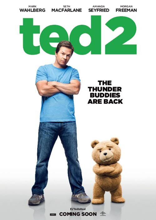 Ted 2 Poster #5