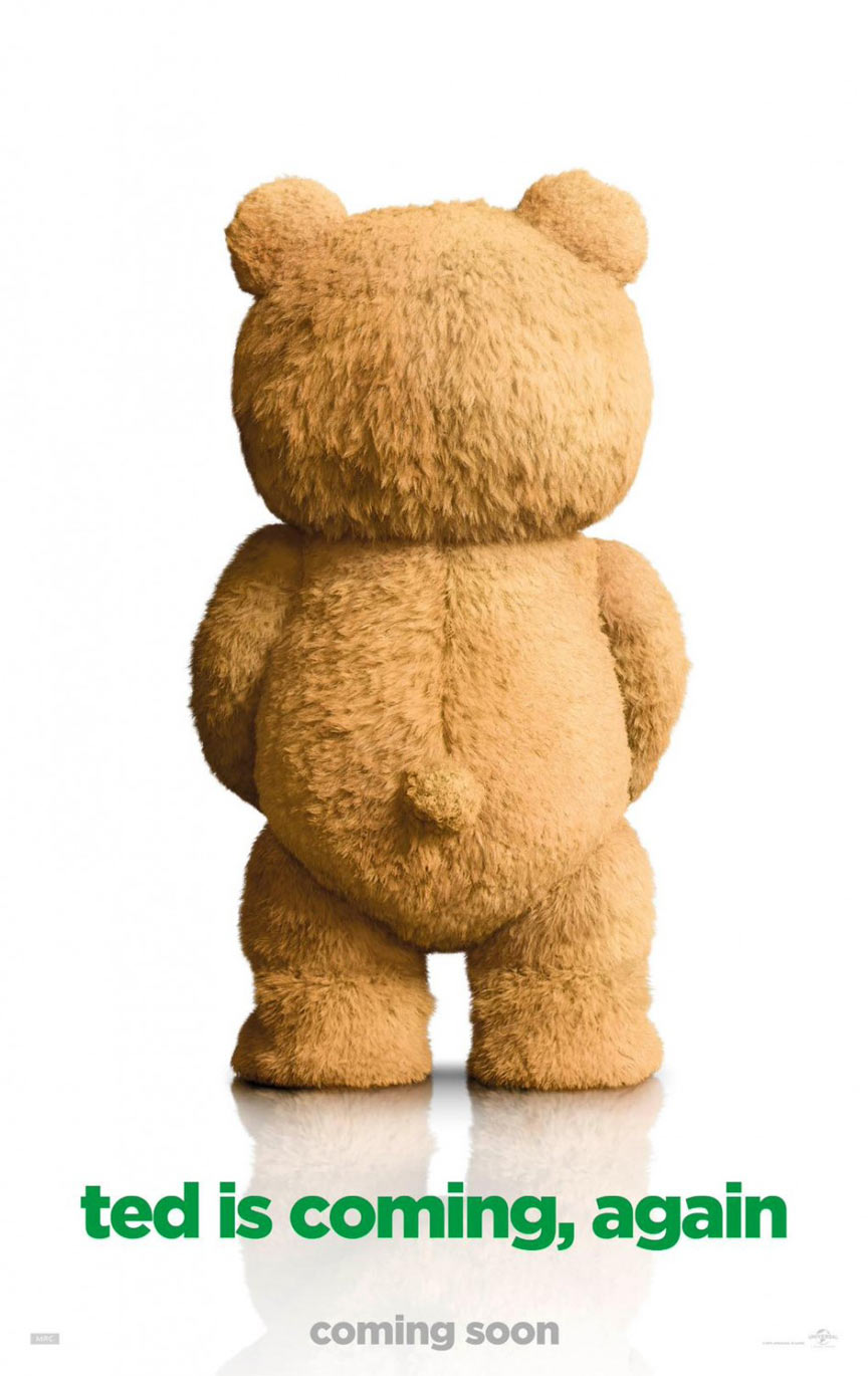 Ted 2 Poster #1