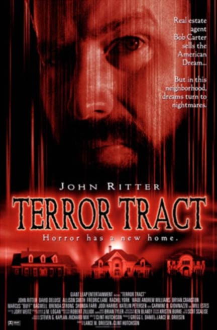 Terror Tract Poster #1