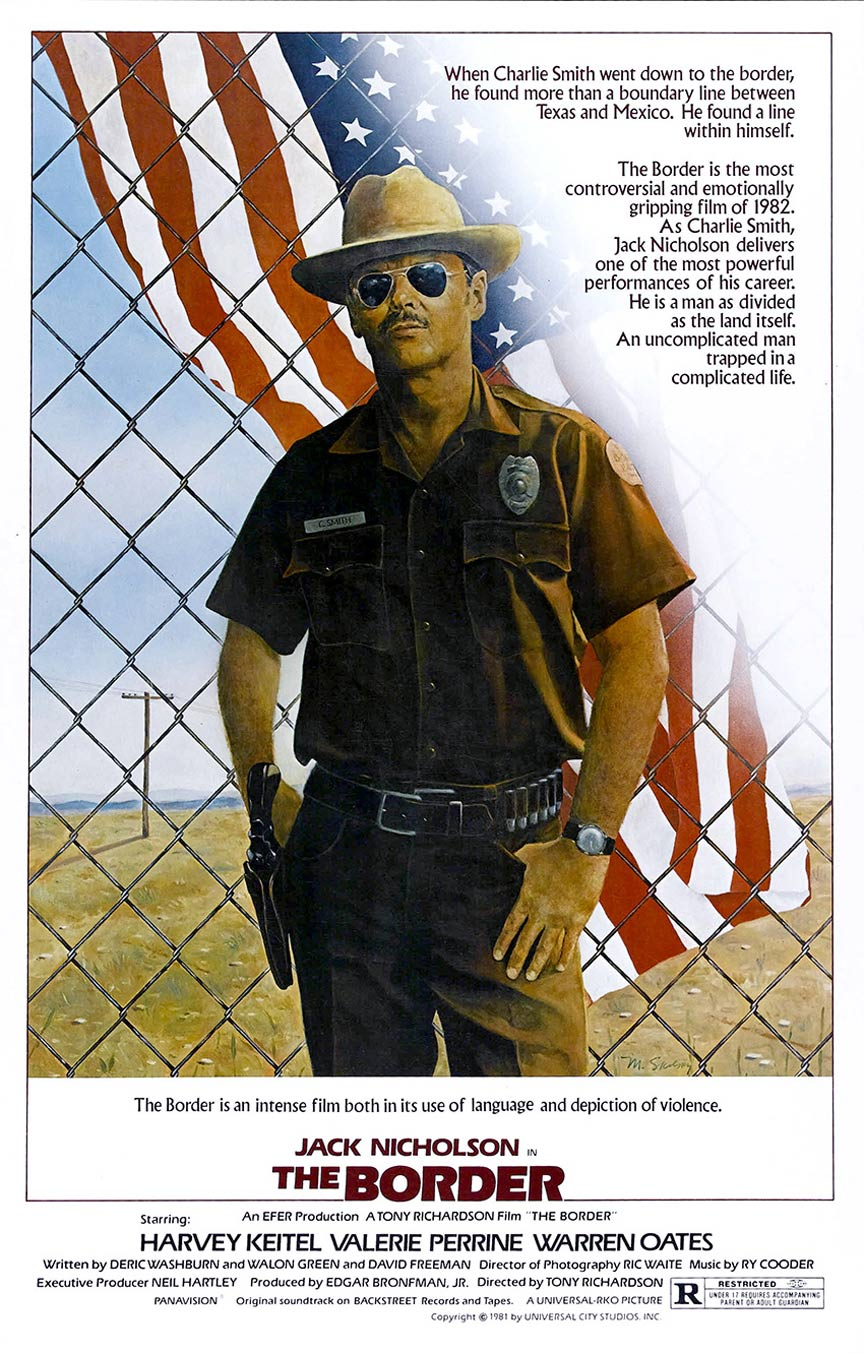 The Border Poster #1
