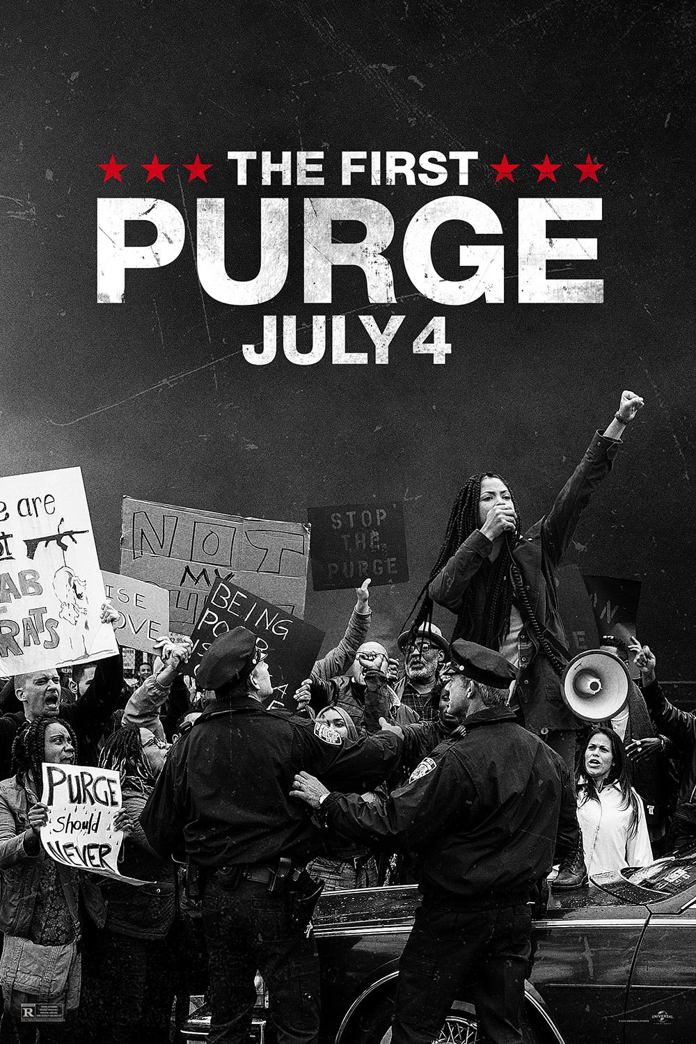 The Original Rider Waite Deck By Arthur Edward Waite: The First Purge (2018) Poster #4