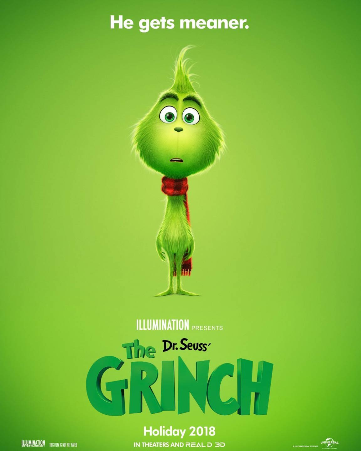 The Grinch Poster #1