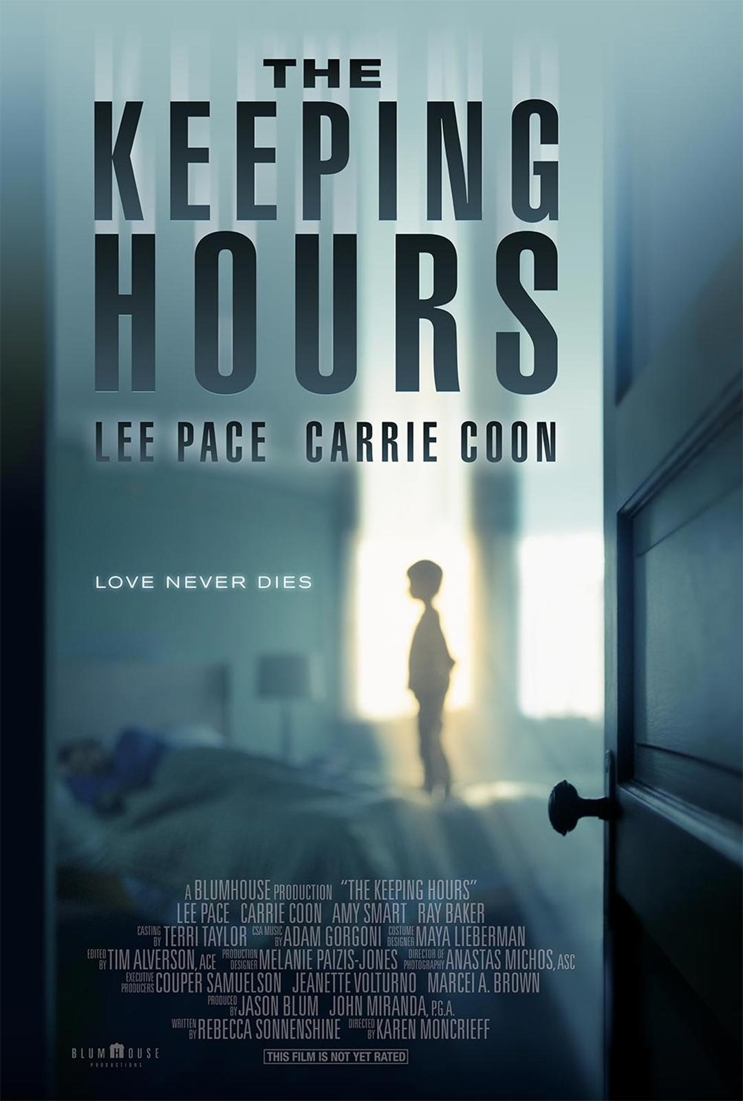 The Keeping Hours Poster #1