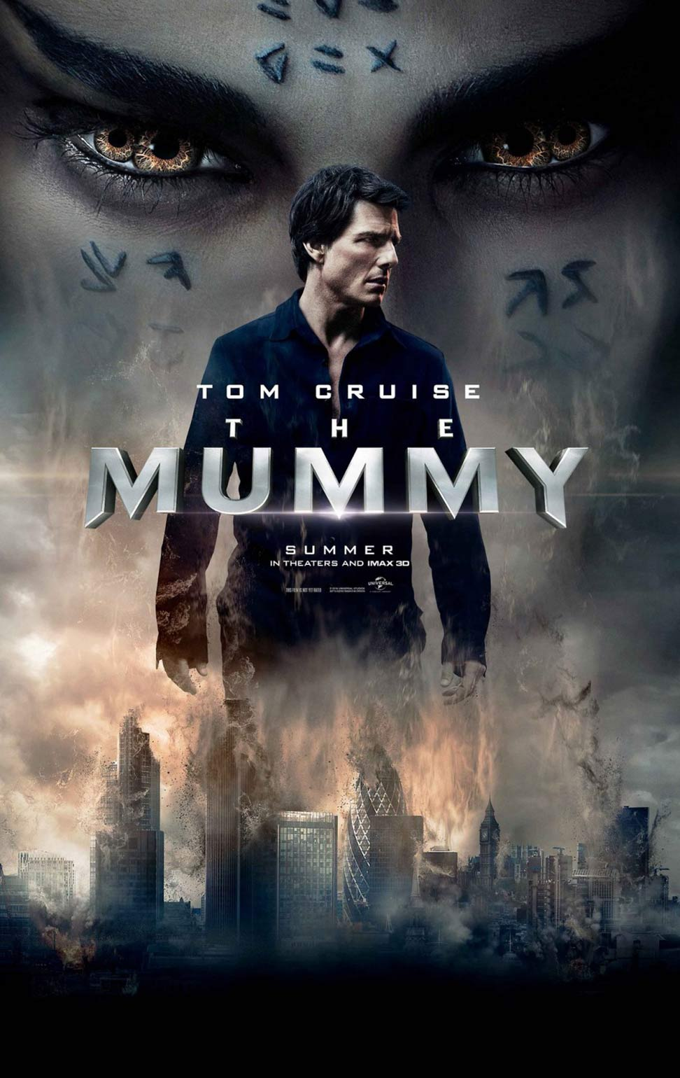 The Mummy Poster #3