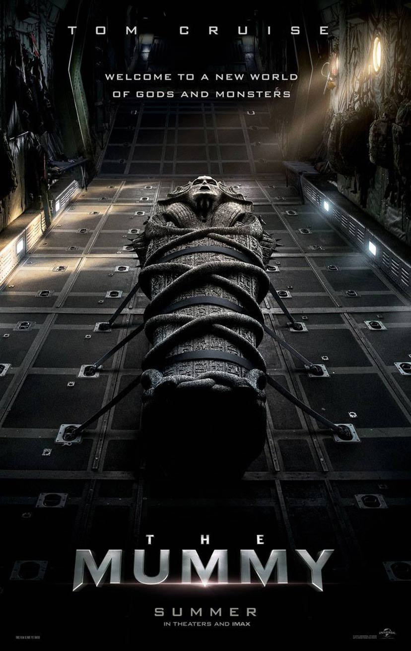 The Mummy Poster #1