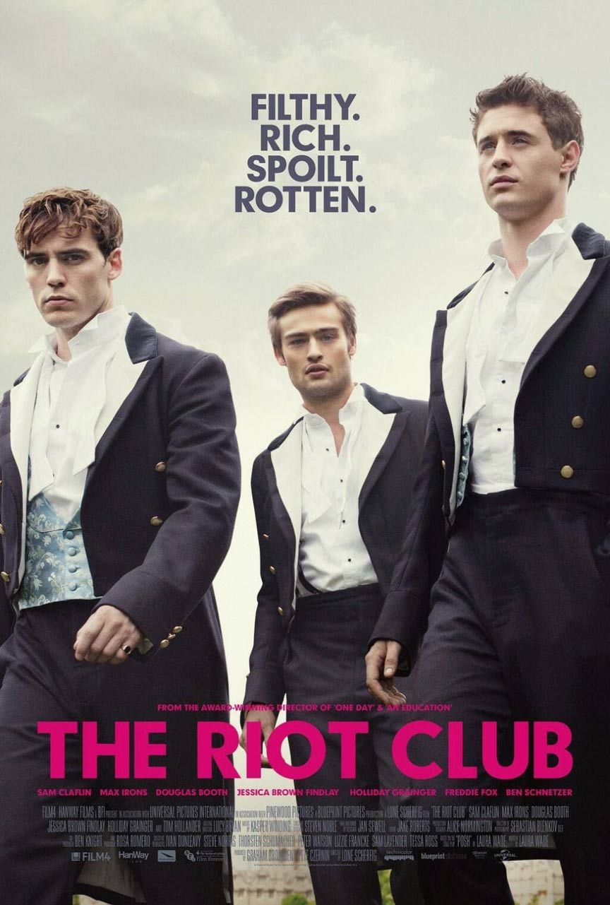 The Riot Club Poster #1