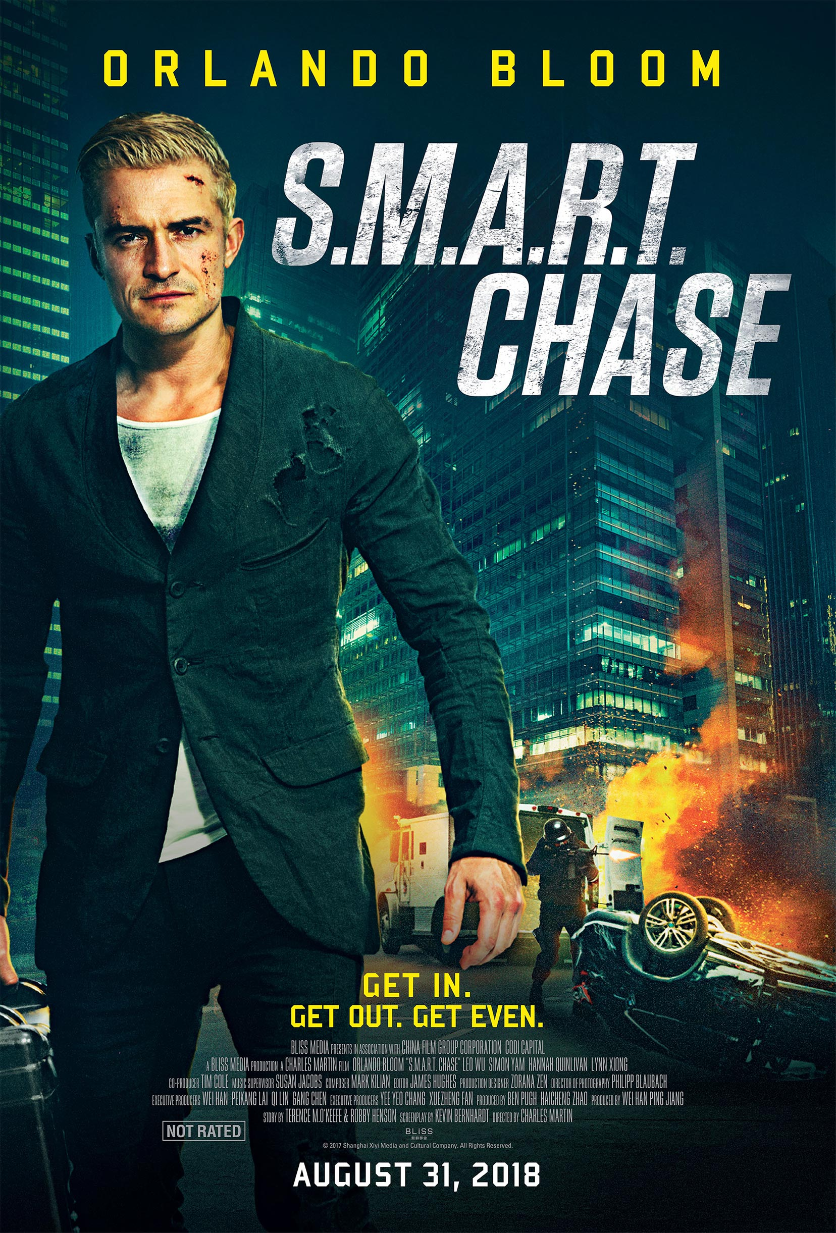 S.M.A.R.T. Chase Poster #2