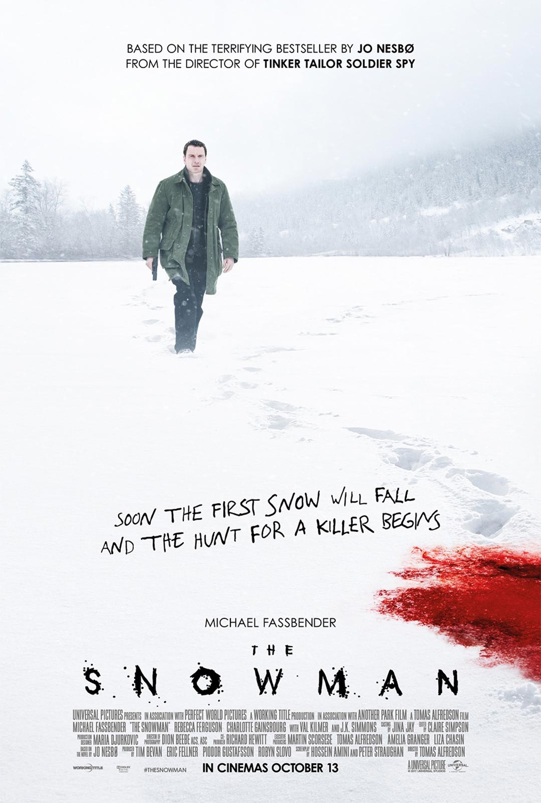 The Snowman Poster #2