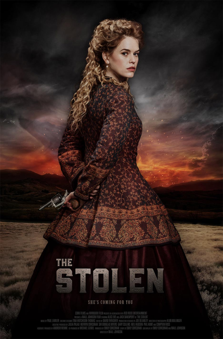 The Stolen Poster #1