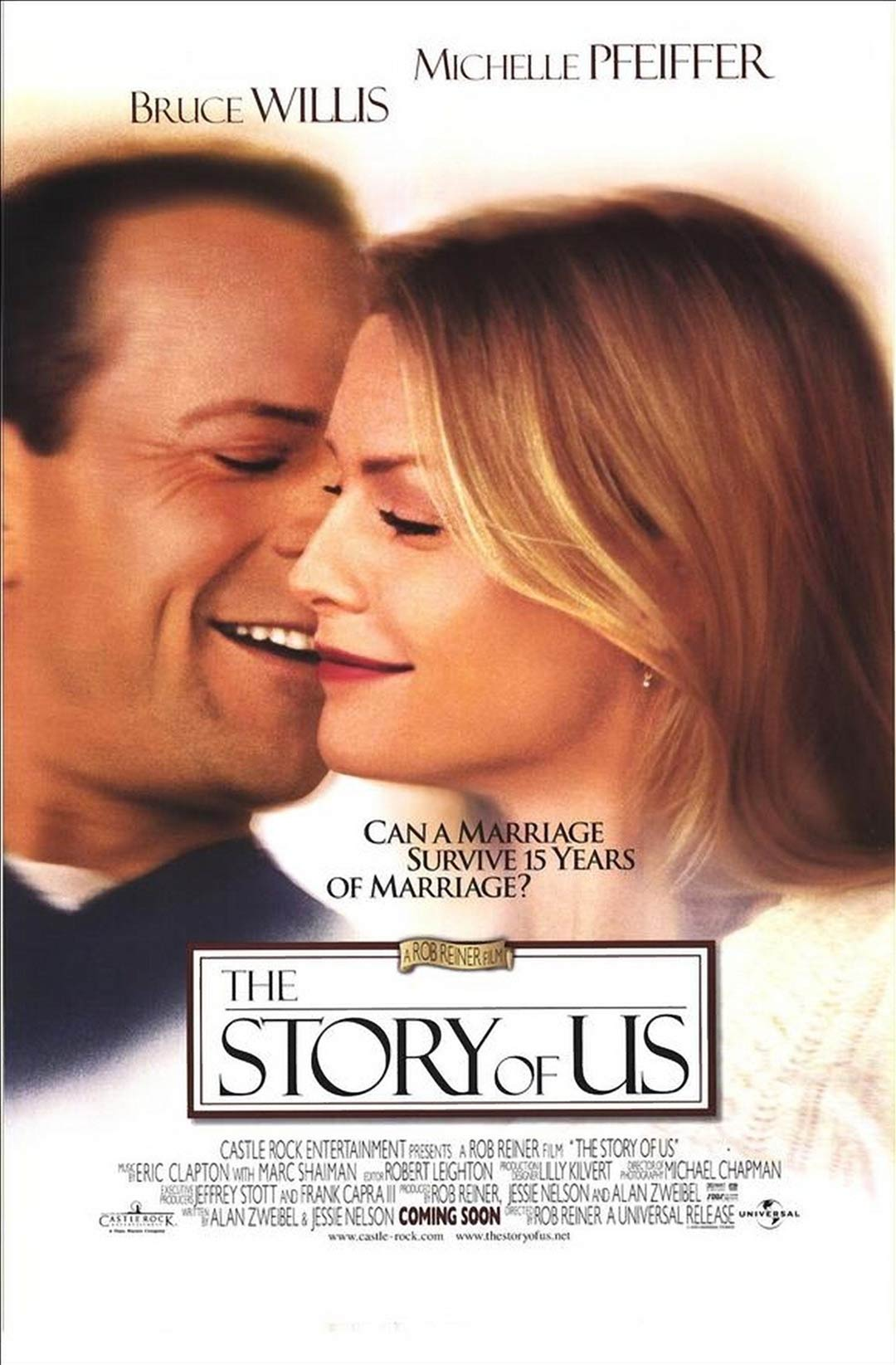 The Story of Us Poster #1