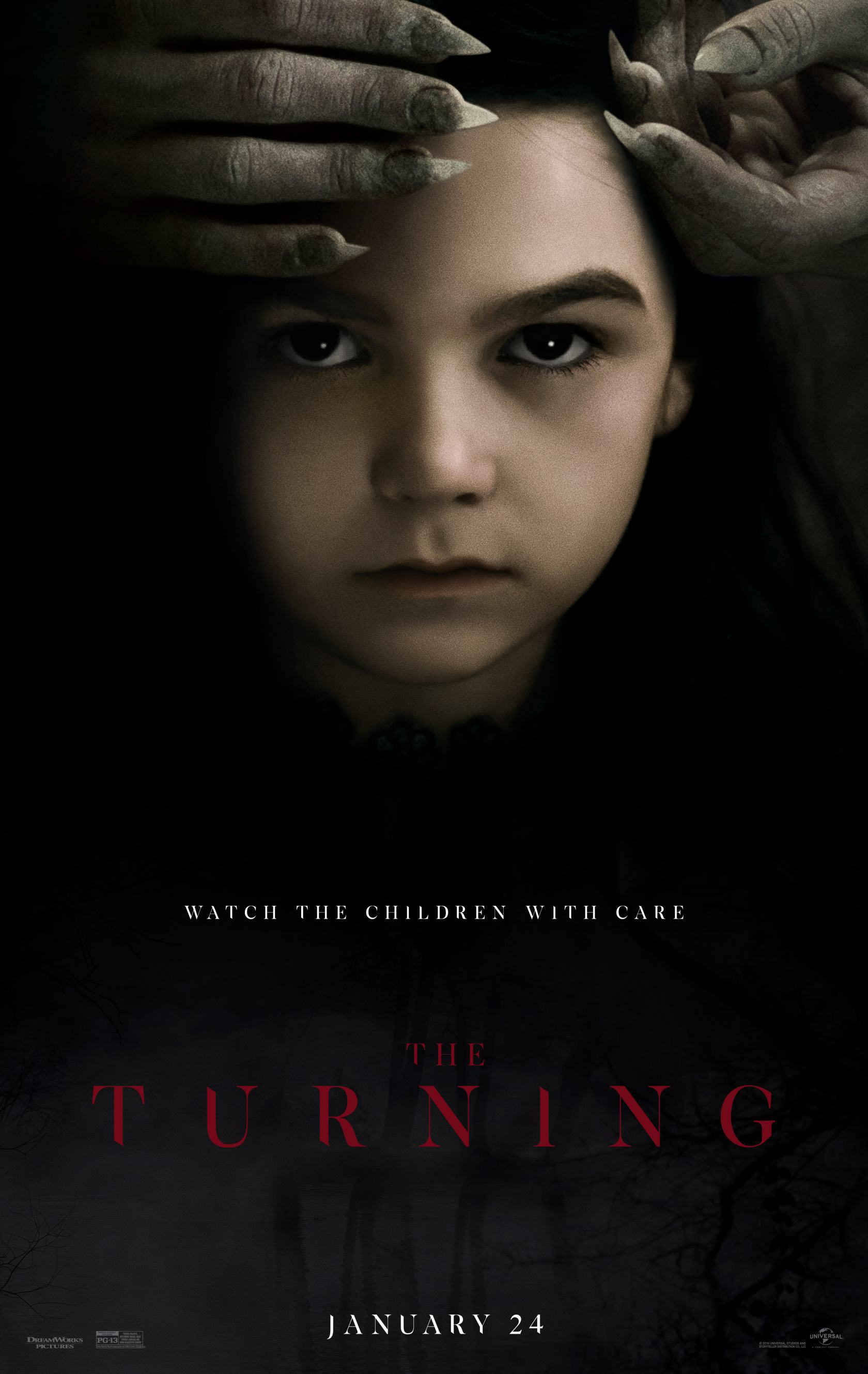 The Turning Poster #1