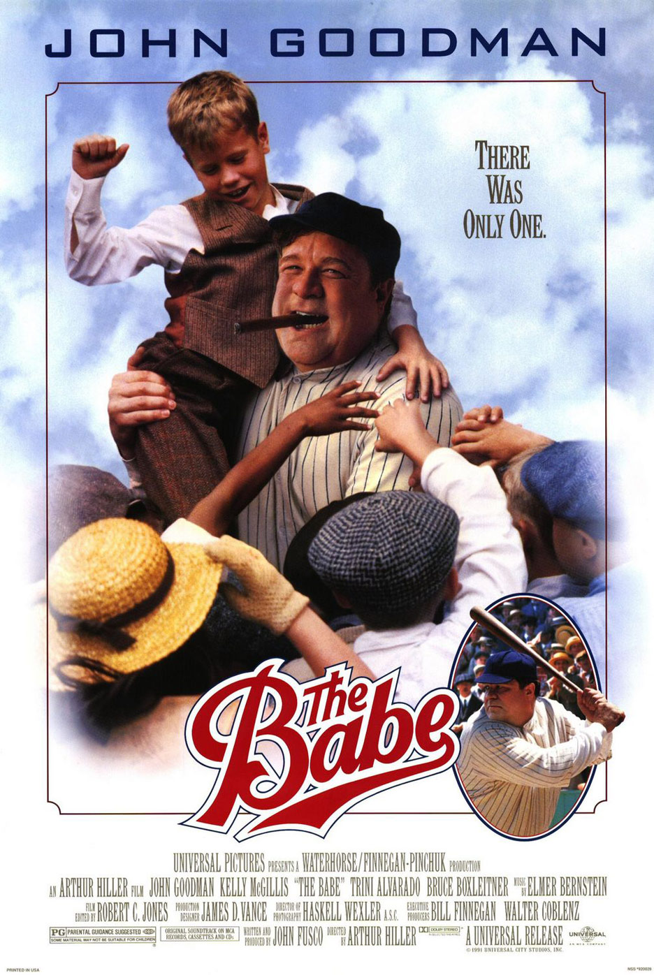 The Babe Poster #1